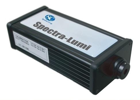 分光放射輝度計・照度計 (Spectra-Lumi [SPECBOS])