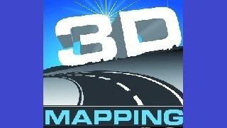 高精度3D地図データサービス【3Dマッピング社】
