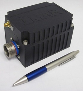 MEMSジャイロ技術による小型高精度INS/GNSSユニット【アイマー社】